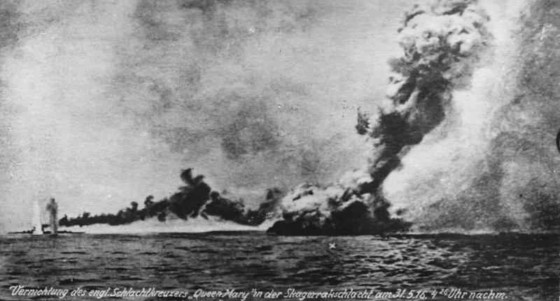 31 mai 1916,la bataille du Jutland  Queen_10