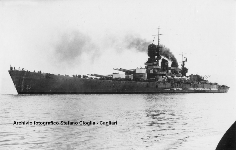 Cuirassés italiens Roma_116