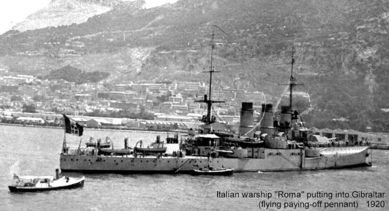 Cuirassés italiens Roma_117