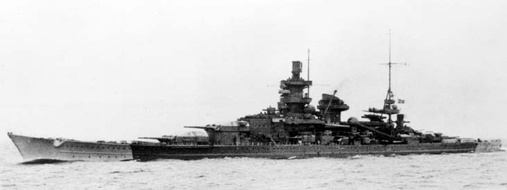 26 décembre 1943, la bataille du Cap Nord fin du Scharnhorst Scharn11