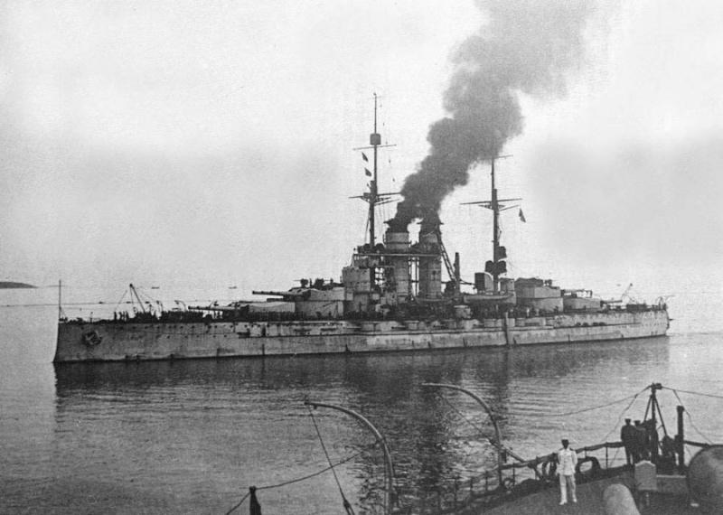Marine Austro-Hongroise  Szent_10