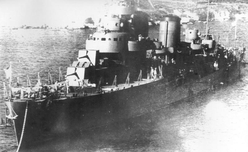 Destroyers russes/Soviétiques  Tachke11