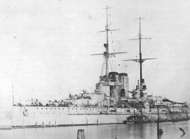 Marine Austro-Hongroise  Tegett10