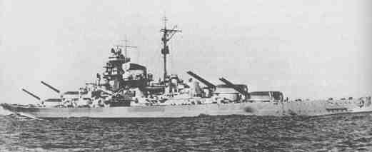 Cuirassés allemands Tirpit12