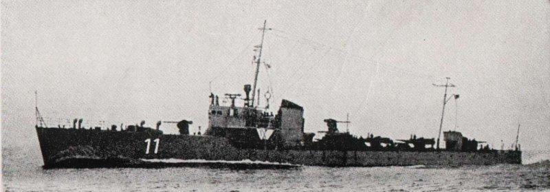 17/18 JANVIER 1941 Koh-Chang; une victoire navale française  Trat_110