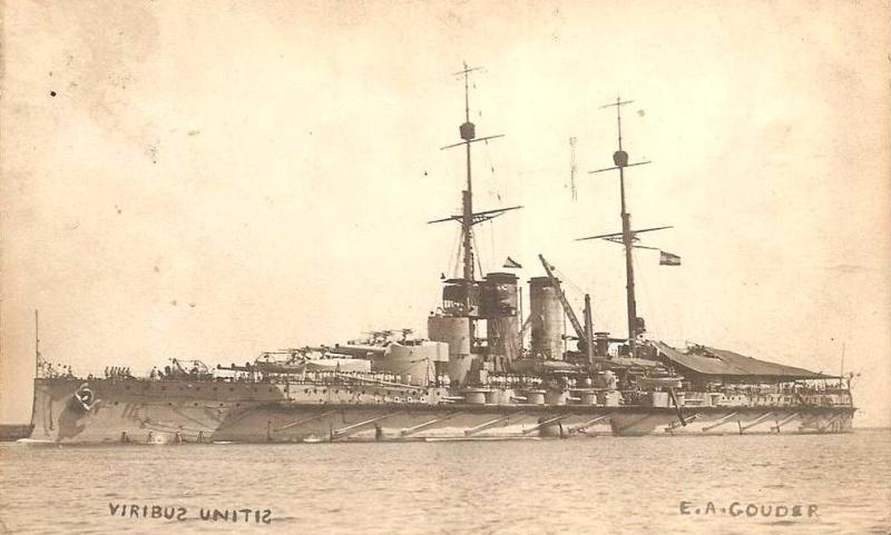 Marine Austro-Hongroise  Viribu10