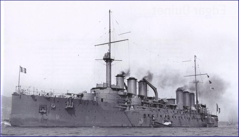 Croiseurs français  Waldec14