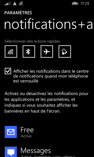 [DISCUSSION]Retours sur Windows Phone 8.1 & Dev-Preview 02-210