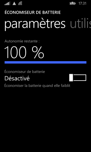 [DISCUSSION]Retours sur Windows Phone 8.1 & Dev-Preview 07-110