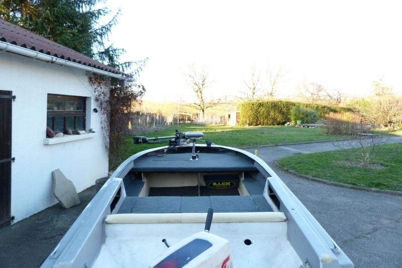réparation bateau B10