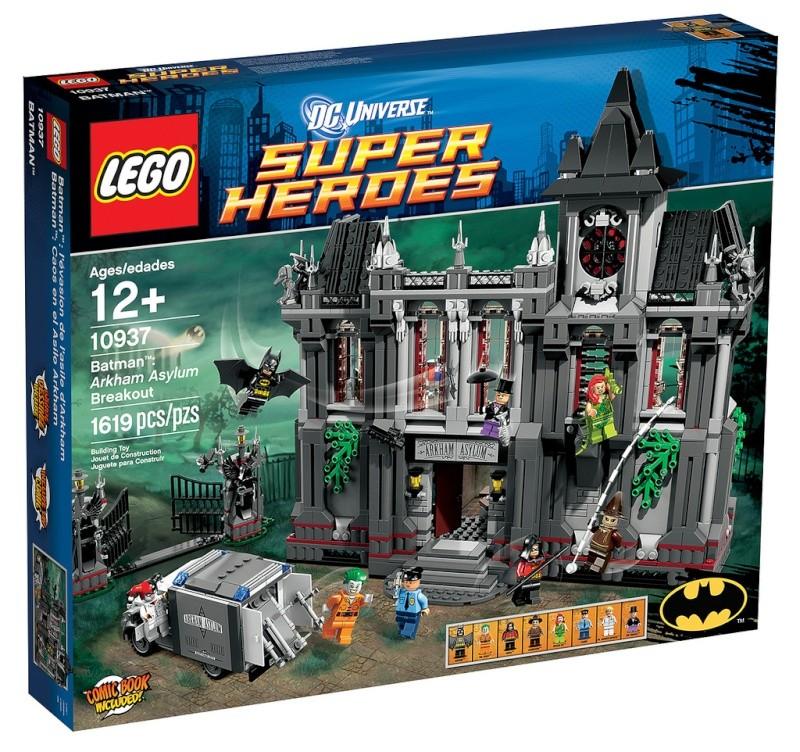 LEGO Batman/Dc Universe Super Heroes (2006 - Aujourd'hui) 10937_10