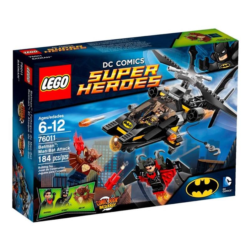 LEGO Batman/Dc Universe Super Heroes (2006 - Aujourd'hui) 14226310