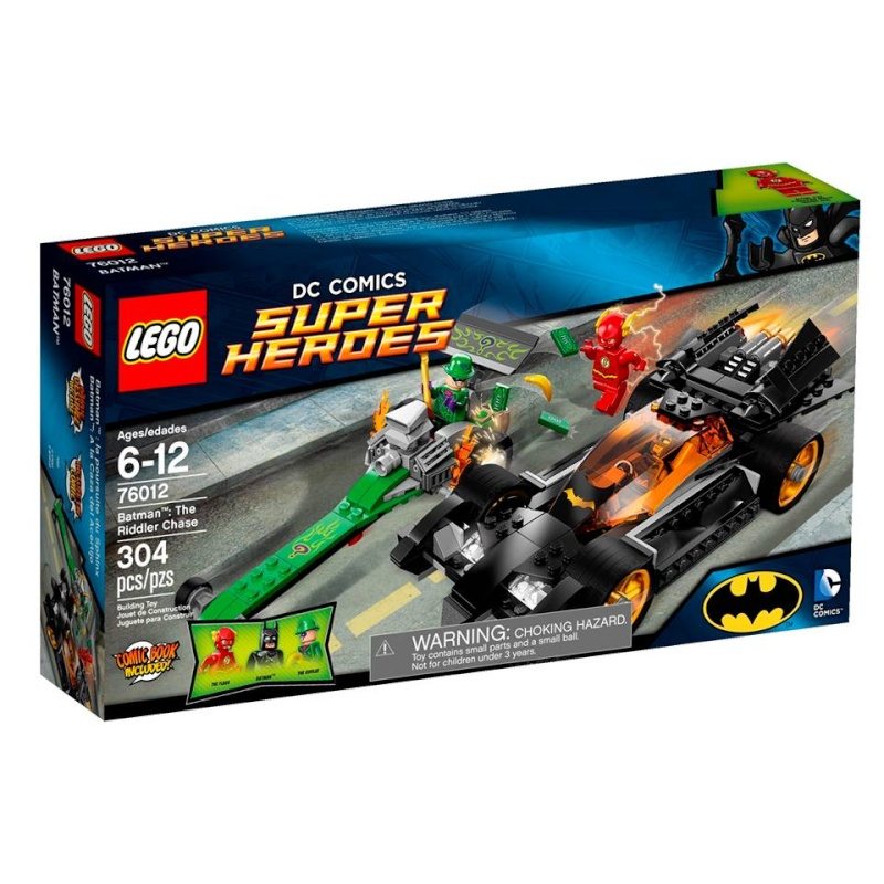 LEGO Batman/Dc Universe Super Heroes (2006 - Aujourd'hui) 14255810