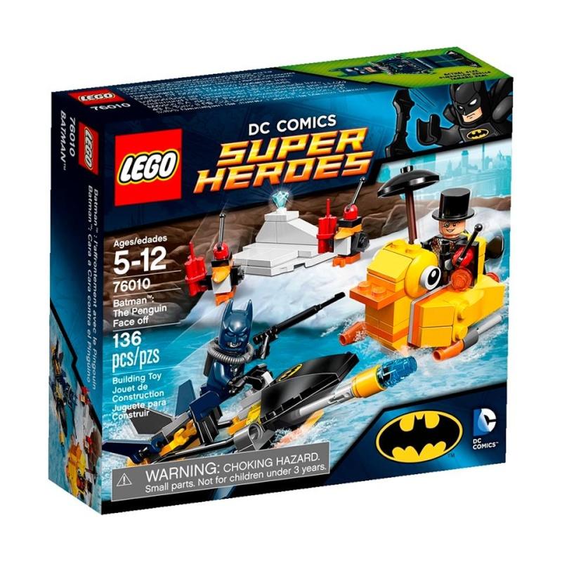 LEGO Batman/Dc Universe Super Heroes (2006 - Aujourd'hui) 14523210