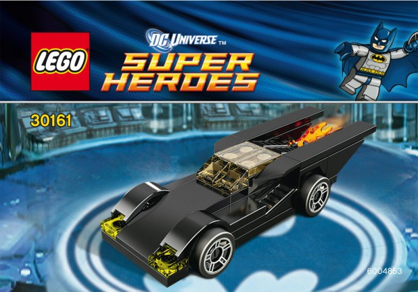 LEGO Batman/Dc Universe Super Heroes (2006 - Aujourd'hui) 30161-10