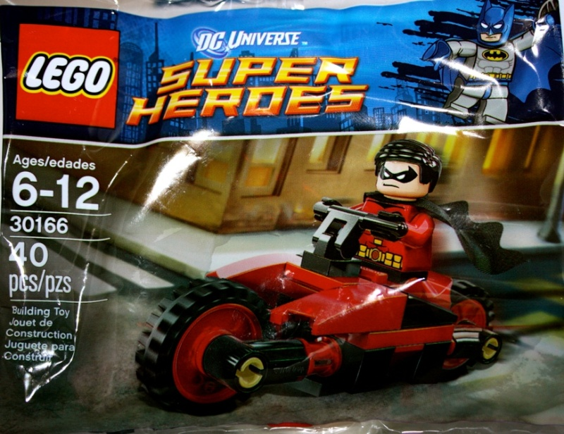 LEGO Batman/Dc Universe Super Heroes (2006 - Aujourd'hui) 30166_10