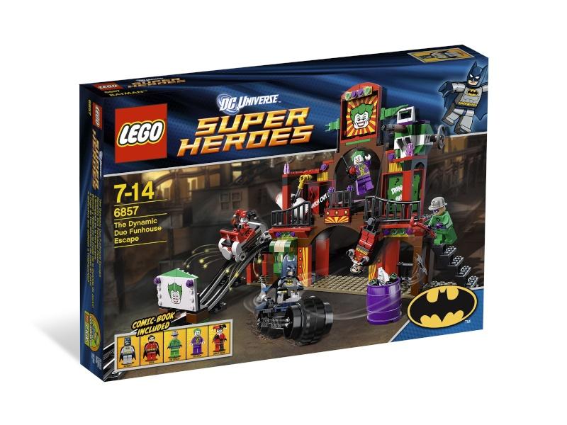 LEGO Batman/Dc Universe Super Heroes (2006 - Aujourd'hui) 685710