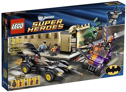 LEGO Batman/Dc Universe Super Heroes (2006 - Aujourd'hui) 6864-l10