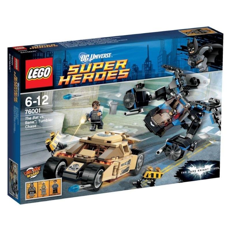 LEGO Batman/Dc Universe Super Heroes (2006 - Aujourd'hui) 71gd1s10