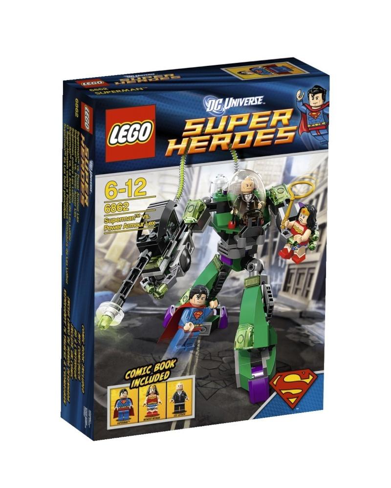LEGO Batman/Dc Universe Super Heroes (2006 - Aujourd'hui) 71hgkw10