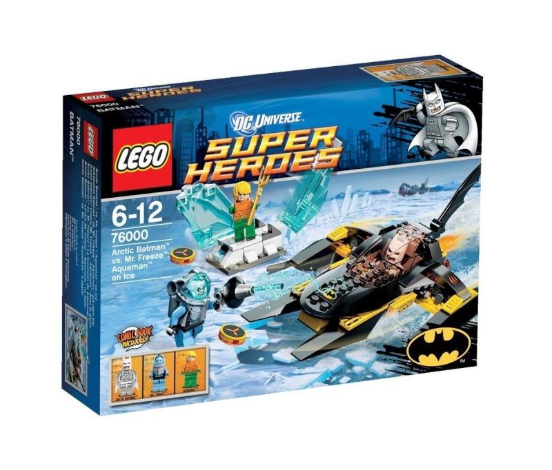 LEGO Batman/Dc Universe Super Heroes (2006 - Aujourd'hui) 71pgwc10