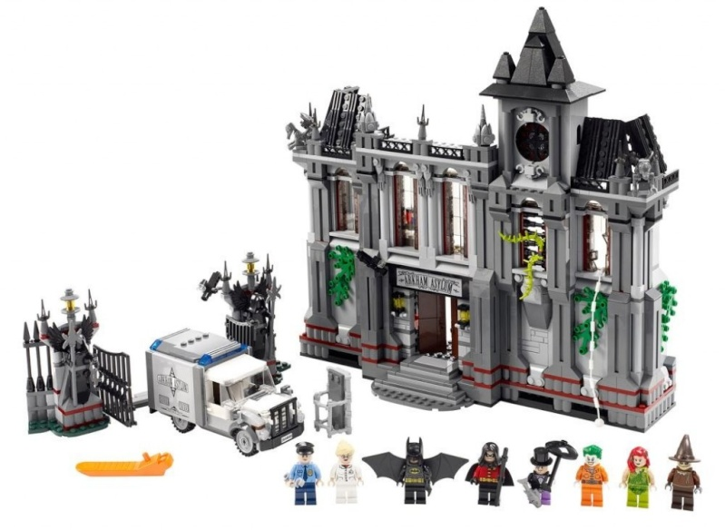 LEGO Batman/Dc Universe Super Heroes (2006 - Aujourd'hui) 72443510