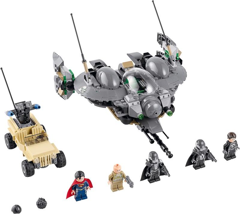 LEGO Batman/Dc Universe Super Heroes (2006 - Aujourd'hui) 76003-10