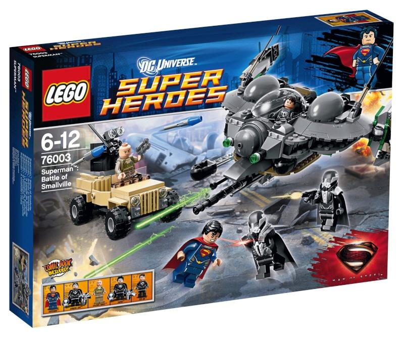 LEGO Batman/Dc Universe Super Heroes (2006 - Aujourd'hui) 76003b10