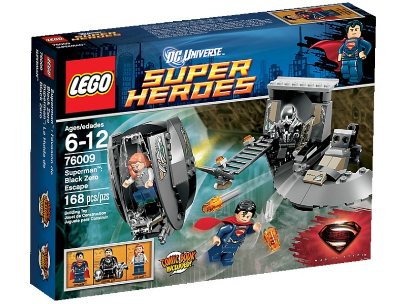 LEGO Batman/Dc Universe Super Heroes (2006 - Aujourd'hui) 76009_10