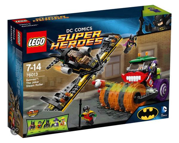 LEGO Batman/Dc Universe Super Heroes (2006 - Aujourd'hui) 7601310