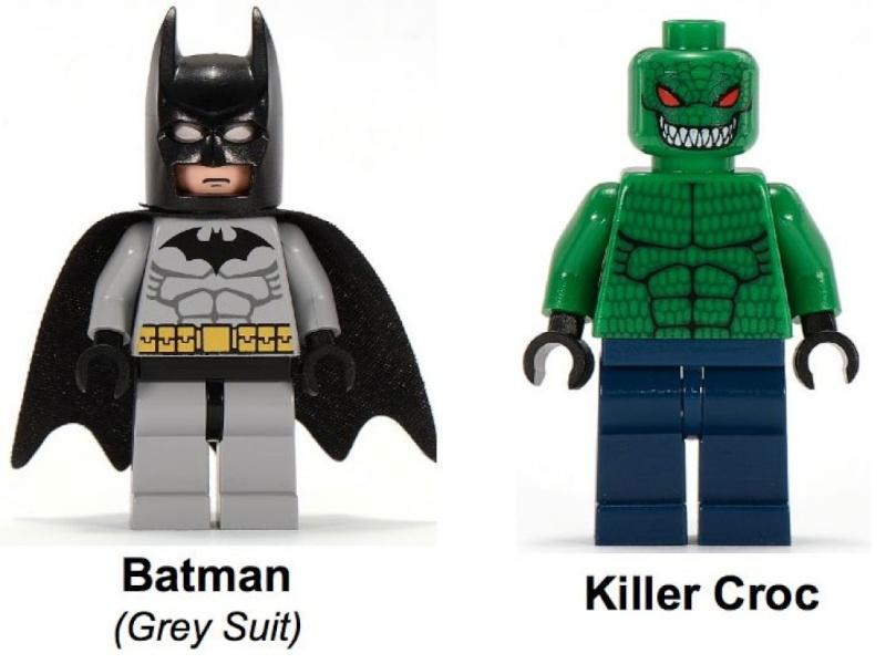LEGO Batman/Dc Universe Super Heroes (2006 - Aujourd'hui) 77527811