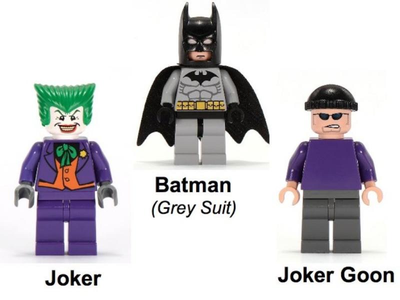LEGO Batman/Dc Universe Super Heroes (2006 - Aujourd'hui) 77527813