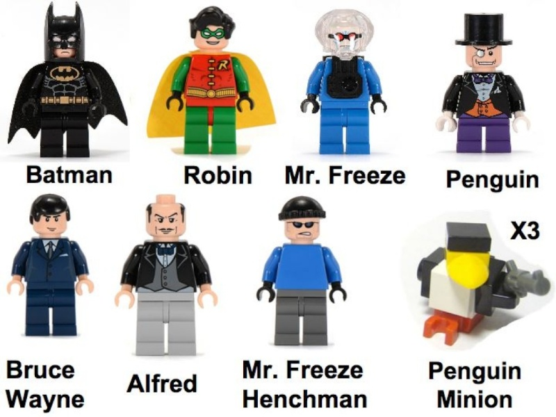 LEGO Batman/Dc Universe Super Heroes (2006 - Aujourd'hui) 77603010