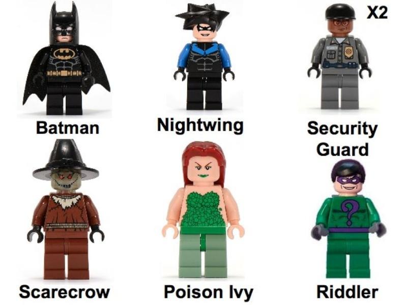 LEGO Batman/Dc Universe Super Heroes (2006 - Aujourd'hui) 77603011