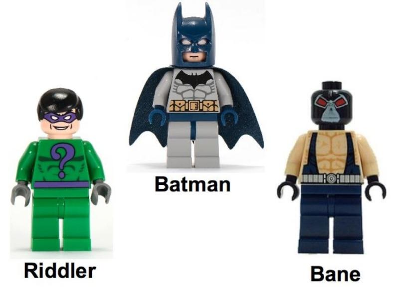 LEGO Batman/Dc Universe Super Heroes (2006 - Aujourd'hui) 77603111