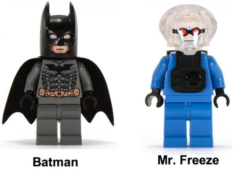 LEGO Batman/Dc Universe Super Heroes (2006 - Aujourd'hui) 77603210