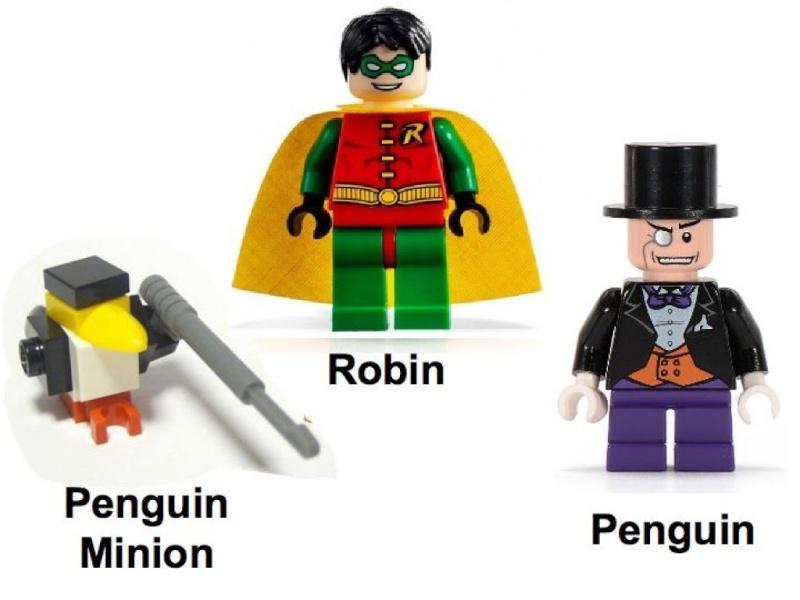 LEGO Batman/Dc Universe Super Heroes (2006 - Aujourd'hui) 77603211