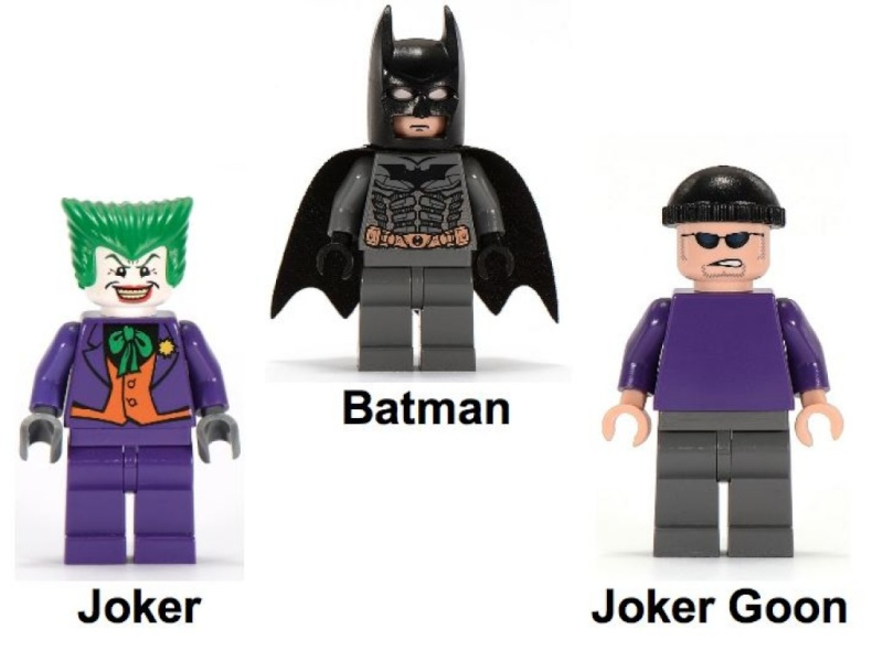 LEGO Batman/Dc Universe Super Heroes (2006 - Aujourd'hui) 77642010