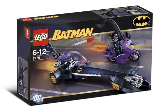LEGO Batman/Dc Universe Super Heroes (2006 - Aujourd'hui) 7779-010