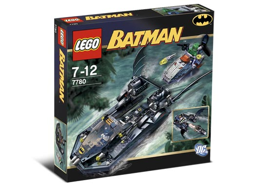 LEGO Batman/Dc Universe Super Heroes (2006 - Aujourd'hui) 7780-011