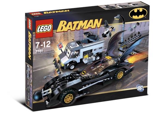 LEGO Batman/Dc Universe Super Heroes (2006 - Aujourd'hui) 7781-010