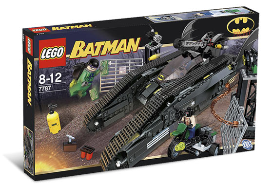 LEGO Batman/Dc Universe Super Heroes (2006 - Aujourd'hui) 7787_b10