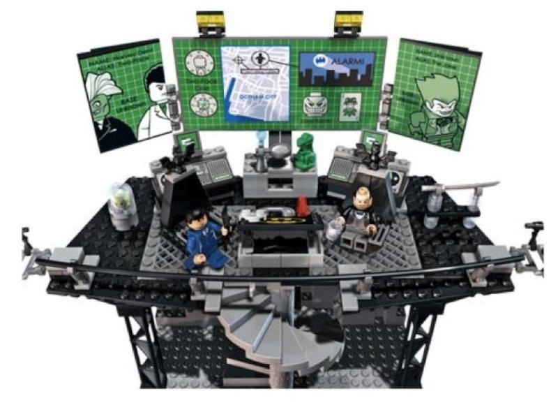 LEGO Batman/Dc Universe Super Heroes (2006 - Aujourd'hui) 77925810