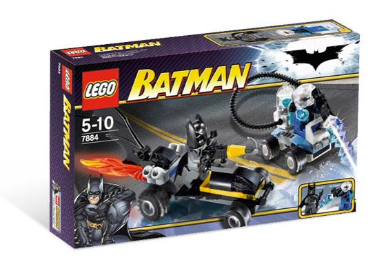 LEGO Batman/Dc Universe Super Heroes (2006 - Aujourd'hui) 7884-110