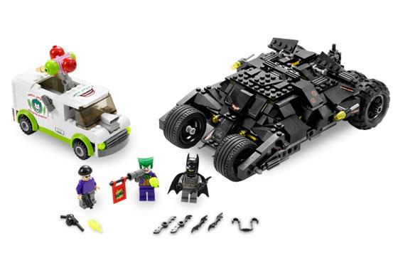 LEGO Batman/Dc Universe Super Heroes (2006 - Aujourd'hui) Batman10