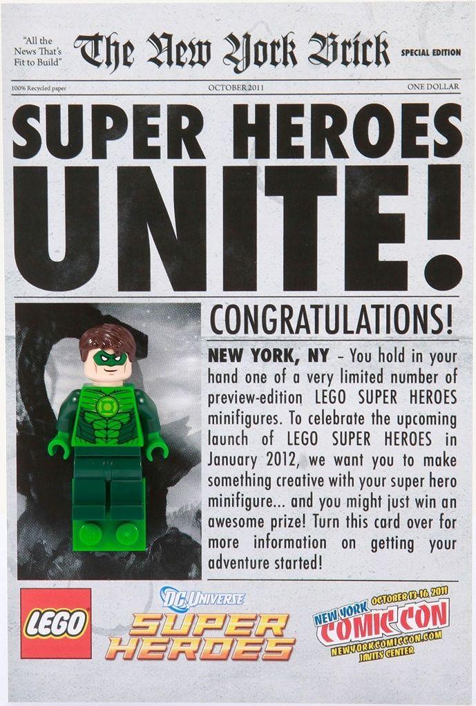 LEGO Batman/Dc Universe Super Heroes (2006 - Aujourd'hui) Comic-10