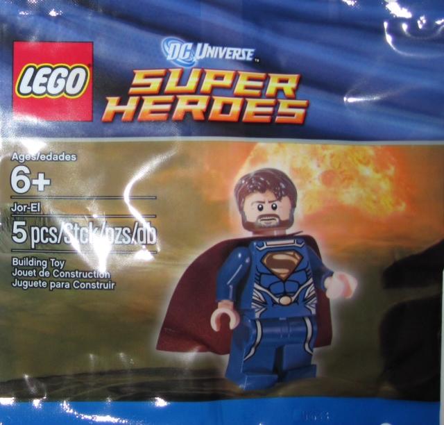 LEGO Batman/Dc Universe Super Heroes (2006 - Aujourd'hui) Jor-el10