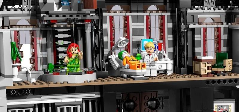 LEGO Batman/Dc Universe Super Heroes (2006 - Aujourd'hui) Lego-110