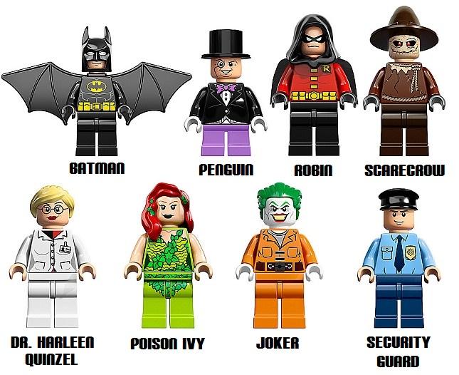 LEGO Batman/Dc Universe Super Heroes (2006 - Aujourd'hui) Lego-111