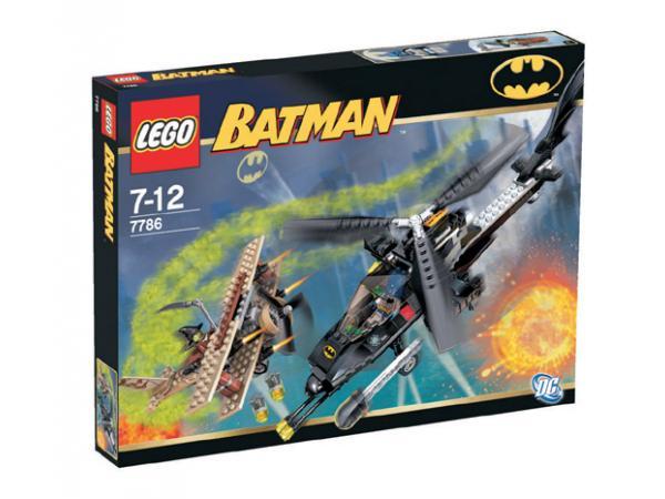 LEGO Batman/Dc Universe Super Heroes (2006 - Aujourd'hui) Lego-710